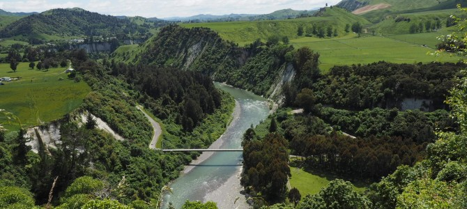 Am Rangatikei River