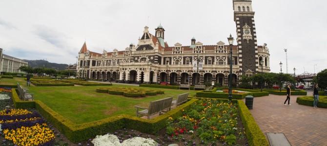 Oamaru und Dunedin